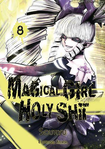 MAGICAL GIRL HOLY SHIT #8