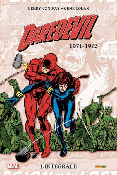 DAREDEVIL: INTEGRALE 1971-1973