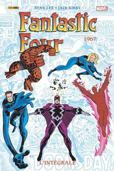 FANTASTIC FOUR: L'INTEGRALE 1967 (NE)