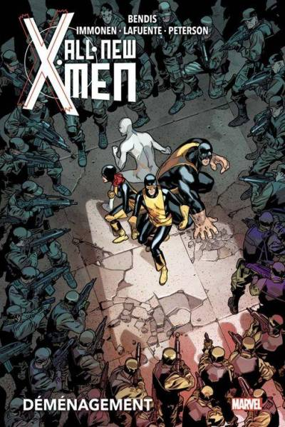 ALL-NEW X-MEN #2: DEMENAGEMENT