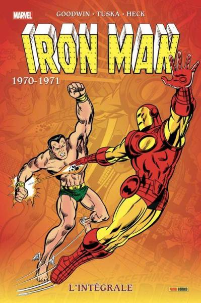 IRON MAN: L'INTEGRALE 1970-1971 (NE)