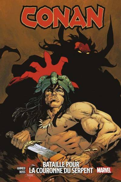 CONAN: LA COURONNE DU SERPENT