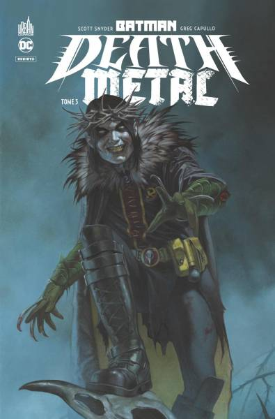 BATMAN DEATH METAL #3