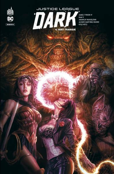 JUSTICE LEAGUE DARK REBIRTH #4