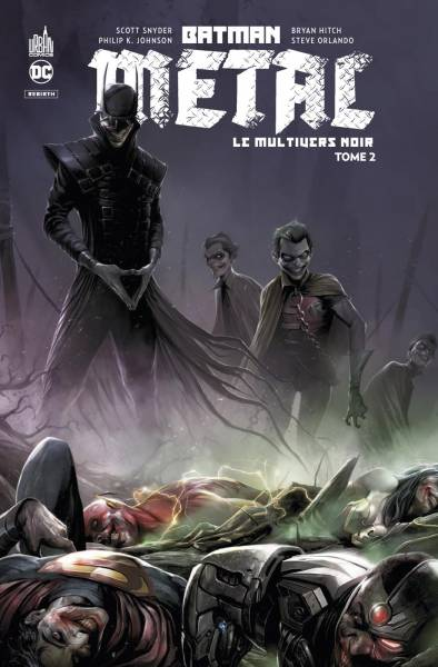 BATMAN METAL : LE MULTIVERS NOIR #2
