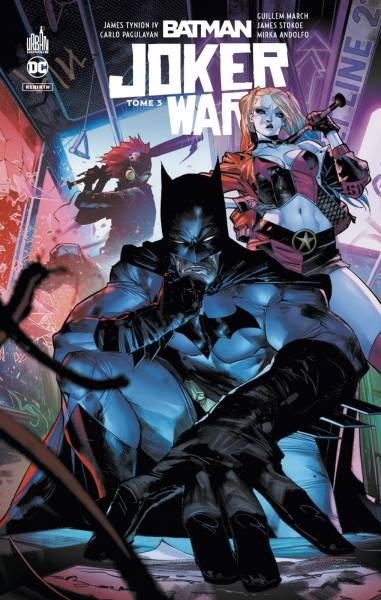 BATMAN JOKER WAR #3