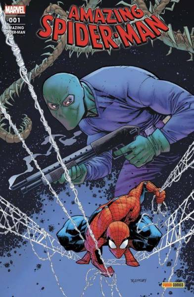 MARVEL SOFTCOVERS: AMAZING SPIDER-MAN N°01 (2021)