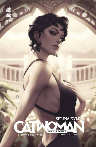 SELINA KYLE : CATWOMAN #3