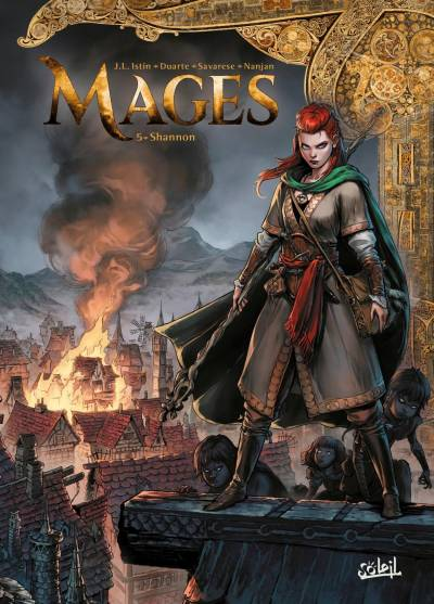 MAGES #5: SHANNON