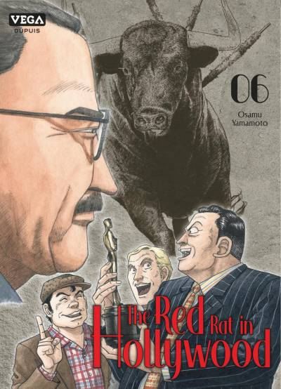 THE RED RAT IN HOLLYWOOD #6