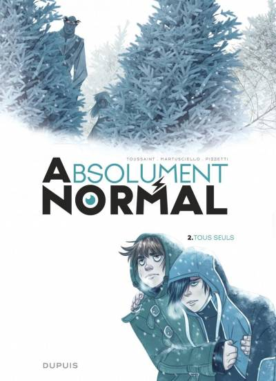 ABSOLUMENT NORMAL #2: TOUS SEULS