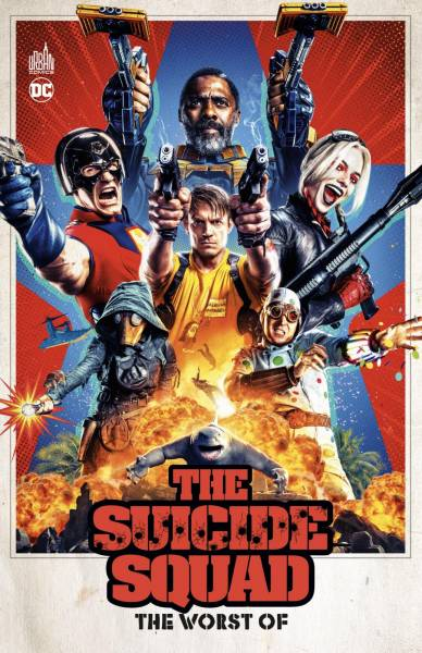 SUICIDE SQUAD:  THE WORST OF