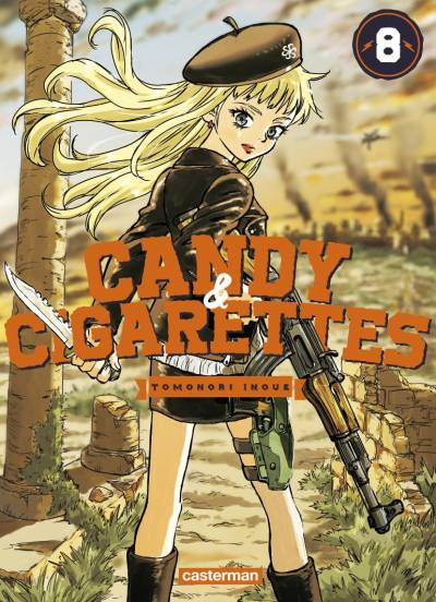 CANDY & CIGARETTES #8: CANDY AND CIGARETTES