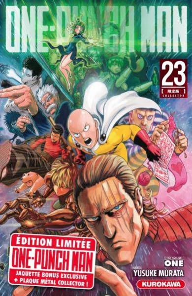 ONE-PUNCH MAN 23 – Collector