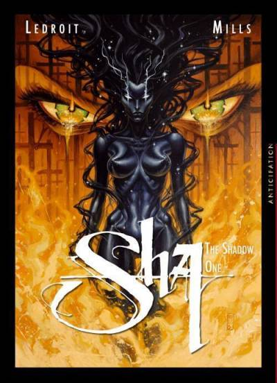 SHA #1: THE SHADOW ONE NED