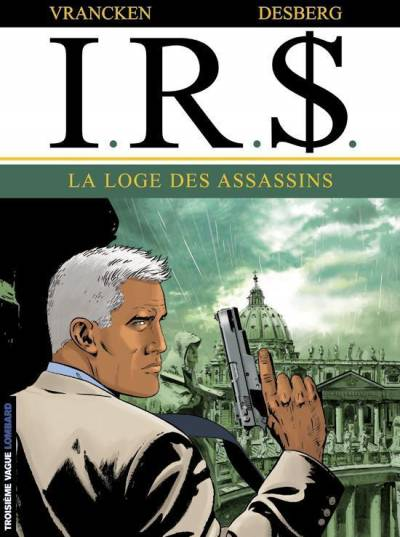IRS #10: LOGE DES ASSASSINS (LA)