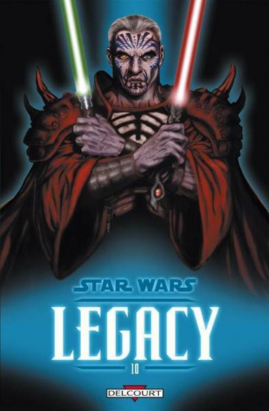 STAR WARS – LEGACY #10: GUERRE TOTALE