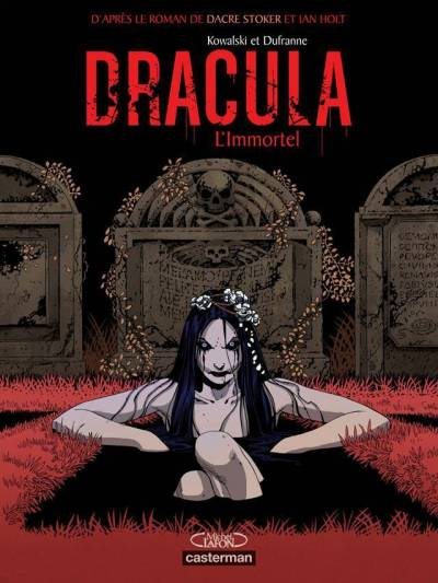 DRACULA L'IMMORTEL #1