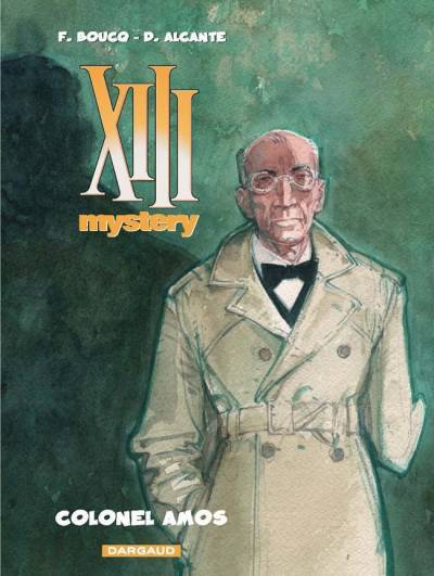 XIII MYSTERY #4: COLONEL AMOS