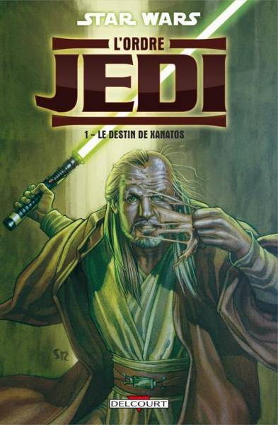STAR WARS – L'ORDRE JEDI #1: LE DESTIN DE XANATOS