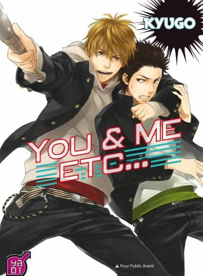 YOU AND ME ETC…