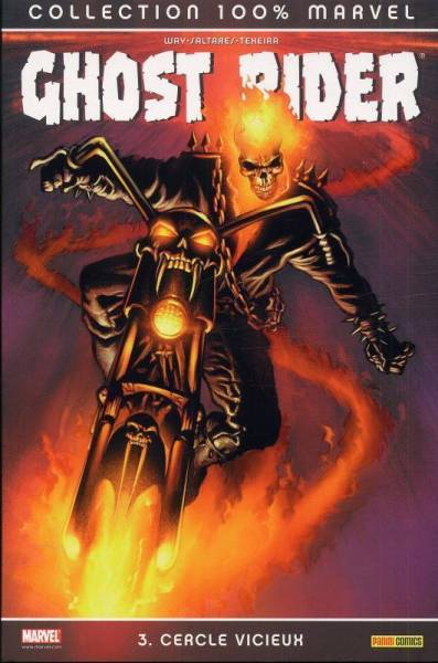 GHOST RIDER #3: CERCLE VICIEUX