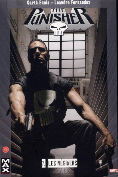 PUNISHER #7: LES NÉGRIERS