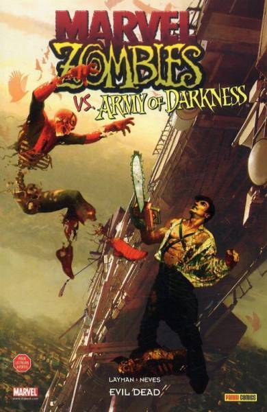 MARVEL ZOMBIES #2: EVIL DEAD
