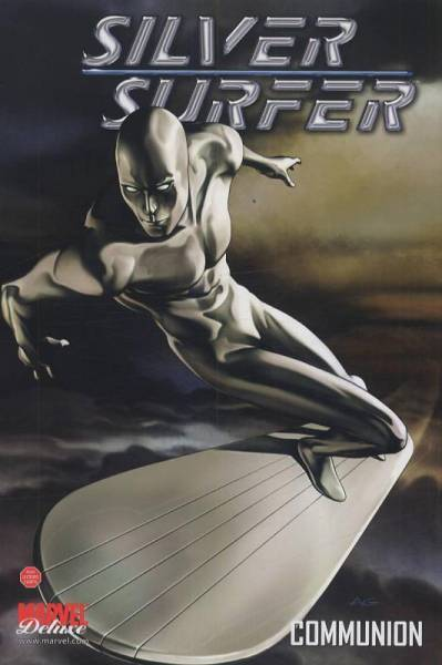 SILVER SURFER: COMMUNION