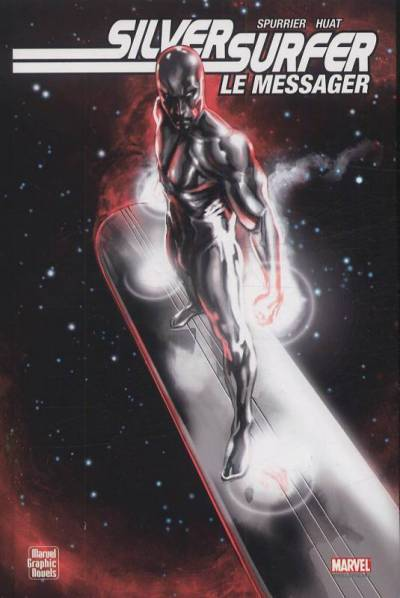 SILVER SURFER: LE MESSAGER