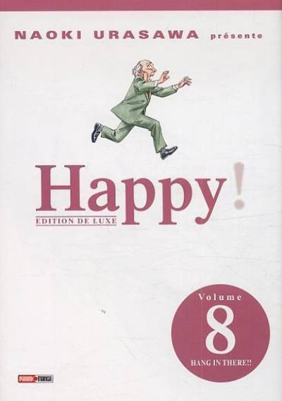 HAPPY ! #8: HANG IN THERE!! – EDITION DE LUXE