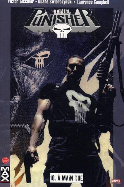 THE PUNISHER #18: À MAIN NUE