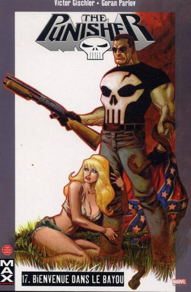 THE PUNISHER #17: BIENVENUE DANS LE BAYOU
