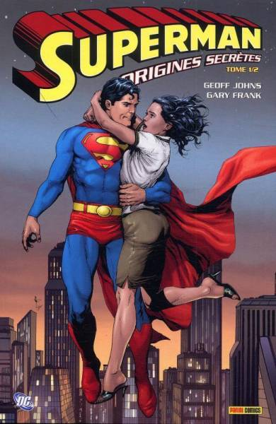 SUPERMAN #1: ORIGINES SECRÈTES