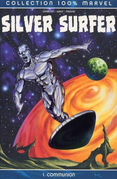 SILVER SURFER #1: COMMUNION