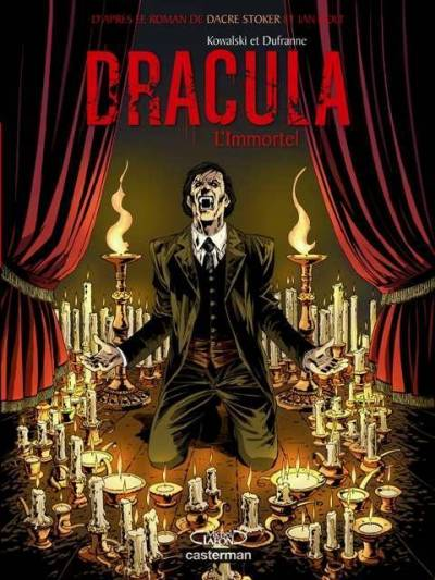 DRACULA L'IMMORTEL #2