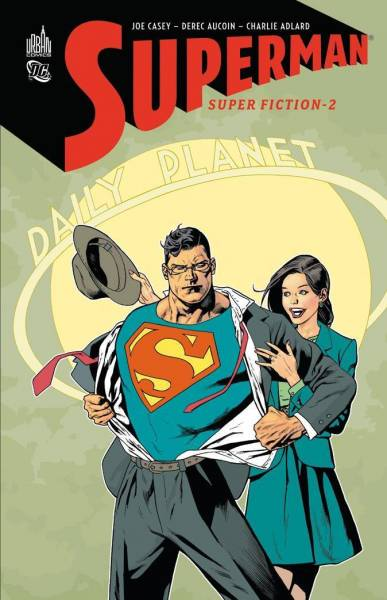 SUPERMAN SUPER FICTION #2