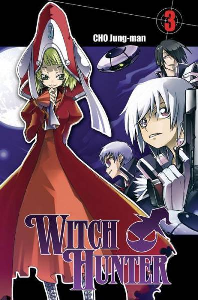 WITCH HUNTER #3
