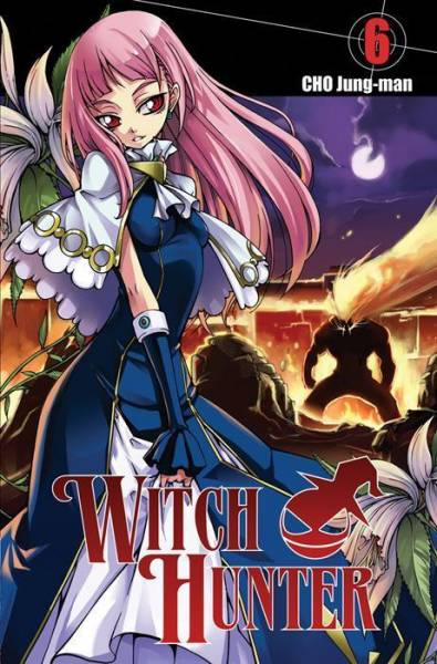 WITCH HUNTER #6