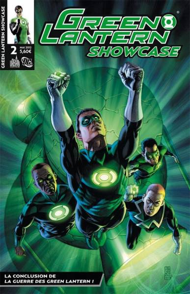 GREEN LANTERN SHOWCASE #2