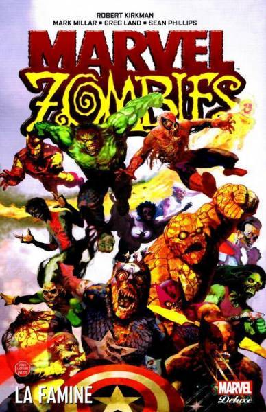 MARVEL ZOMBIES #1: LA FAMINE