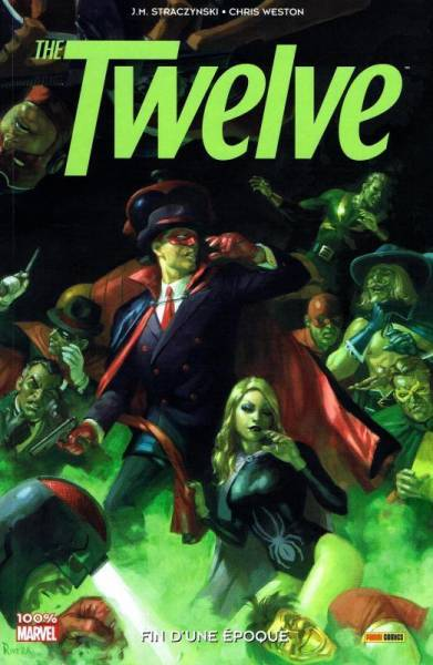 THE TWELVE #2: FIN D'UNE ÉPOQUE