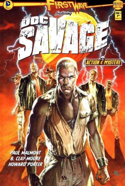 FIRST WAVE #1: DOC SAVAGE