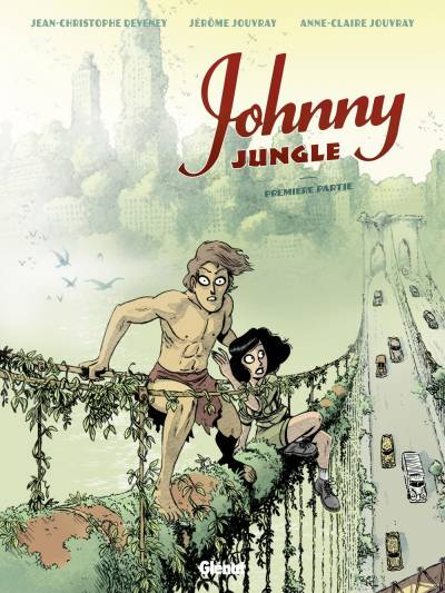 JOHNNY JUNGLE #1