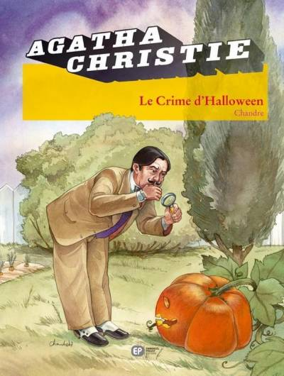 AGATHA CHRISTIE #15: LE CRIME D'HALLOWEEN