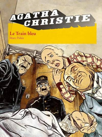 AGATHA CHRISTIE #11: LE TRAIN BLEU