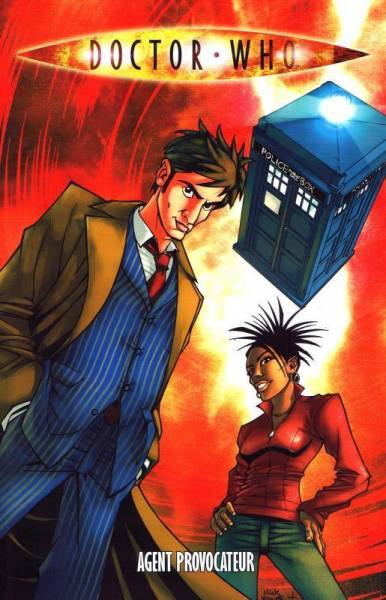 DOCTOR WHO #1: AGENT PROVOCATEUR