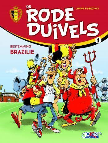 DE RODE DUIVELS #1