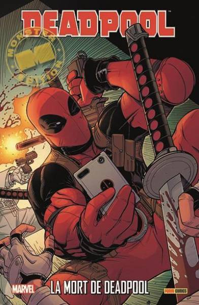 DEADPOOL: LA MORT DE DEADPOOL