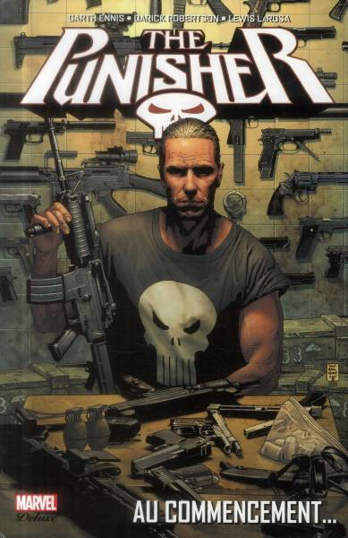 THE PUNISHER #1: AU COMMENCEMENT